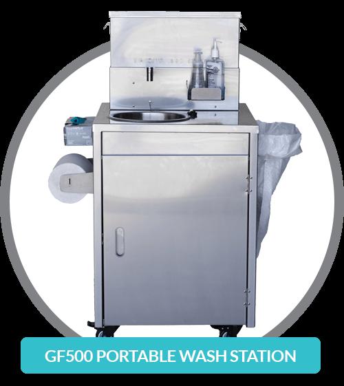 Portable washing station. portable sink for sale. portable hand washing station. Fast shipping Canada & USA.